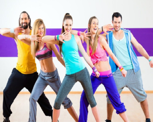Best aerobic sessions in delhi to workout and to relieve stress from your life
