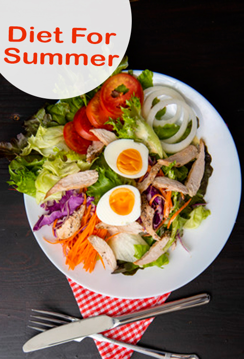Diet For Summer Season | Energie India